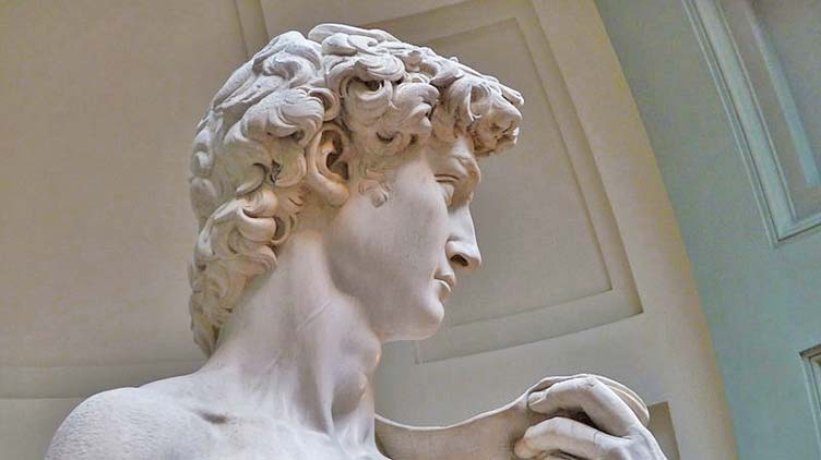 David-Statue in Florenz