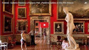 Galleria Palatina im Palazzo Pitti Florenz