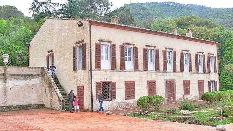 Villa San Martino auf Elab