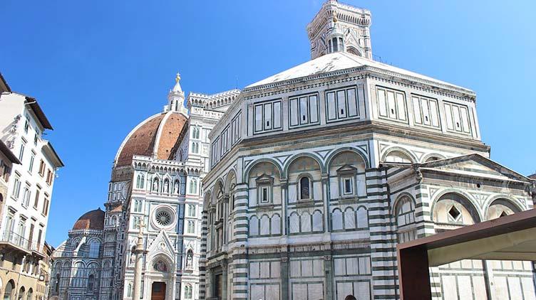Die Kathedrale Santa Maria del Fiore - Dom von Florenz
