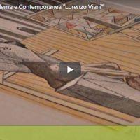 Galleria d'arte moderna e contemporanea (GAMC) in Viareggio