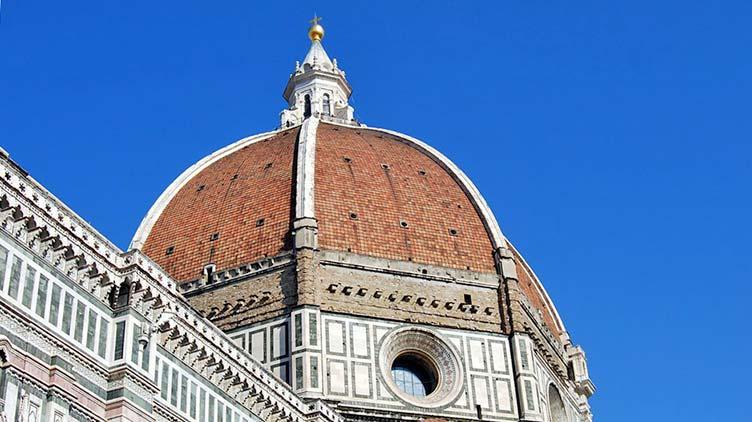 Die Kuppel vom Dom von Florenz