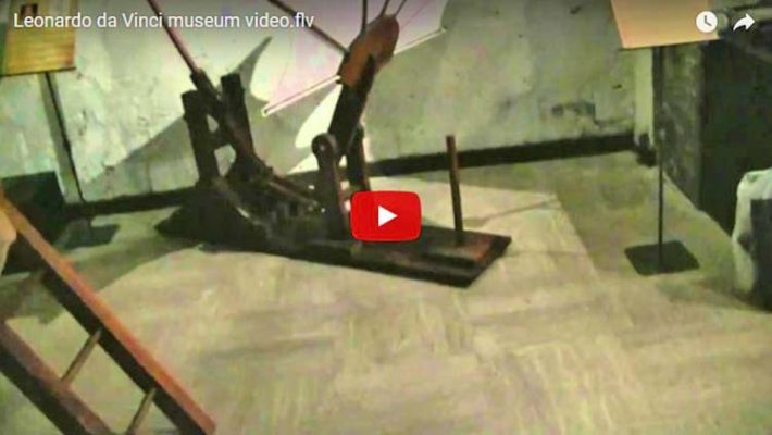 Leonardo da Vinci Museum in Vinci (Museo Leonardiano in Vinci)