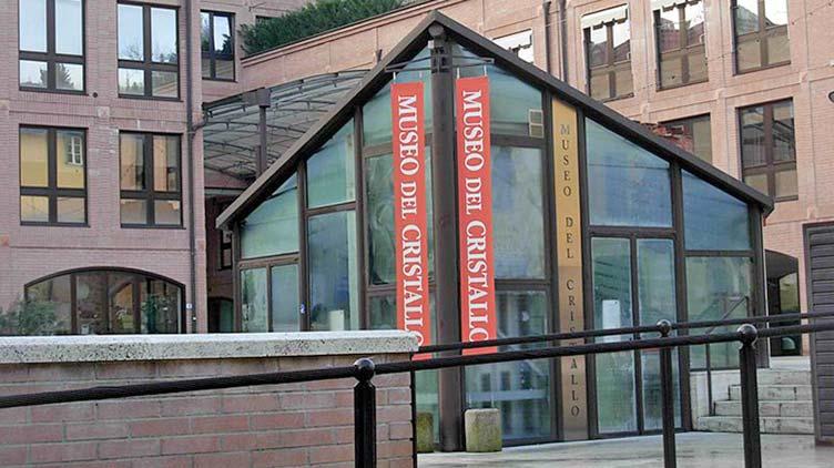 Das Museo del Cristallo