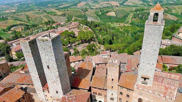 Geschlechtertürme von San Gimignano